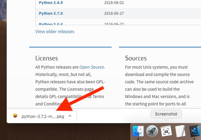 Installing Python   Digital Scholarship Resources